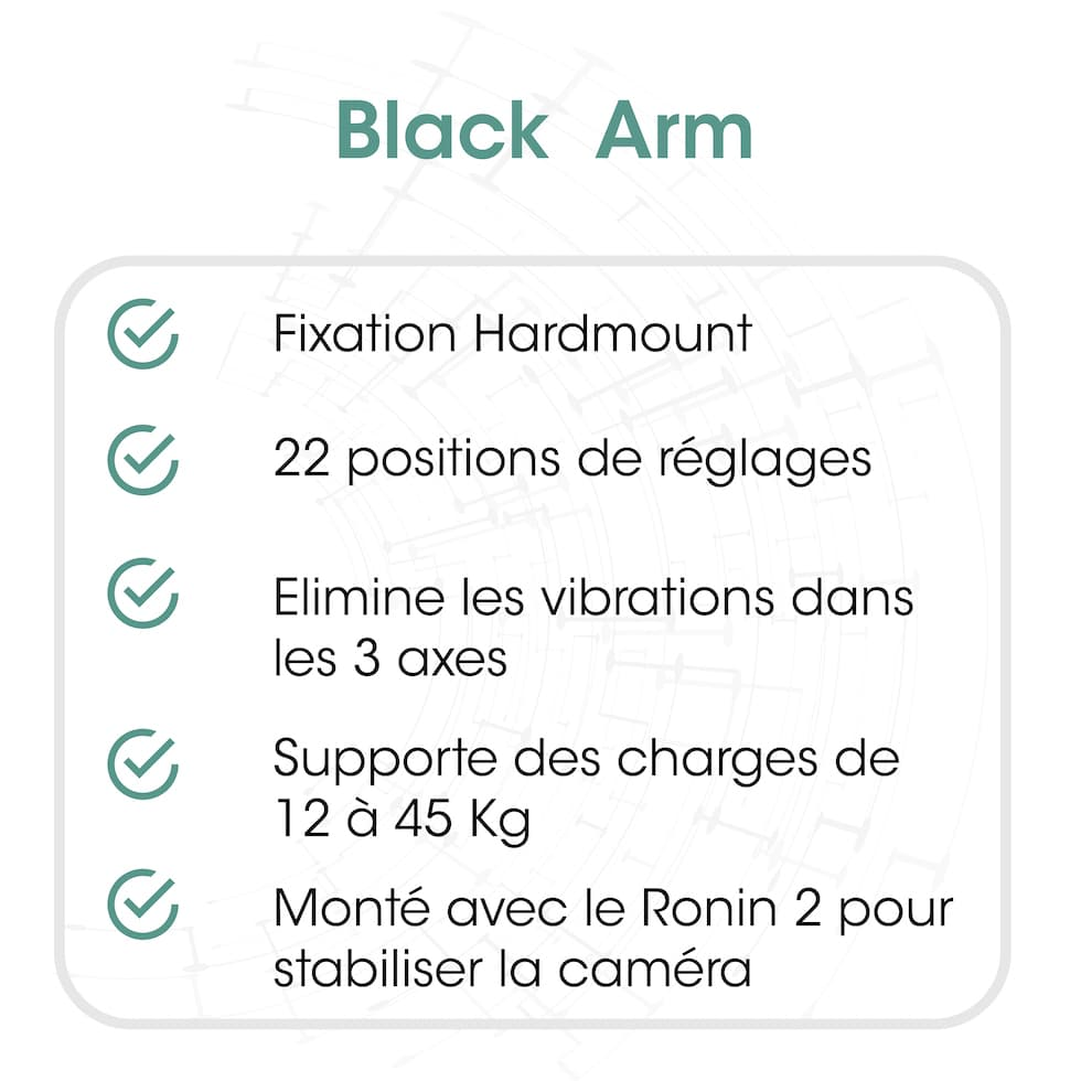 blackarm tilta arm
