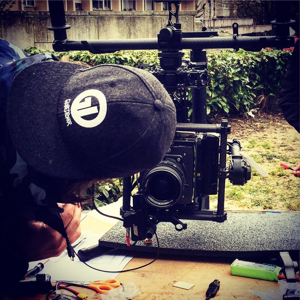droniste pour long métrage