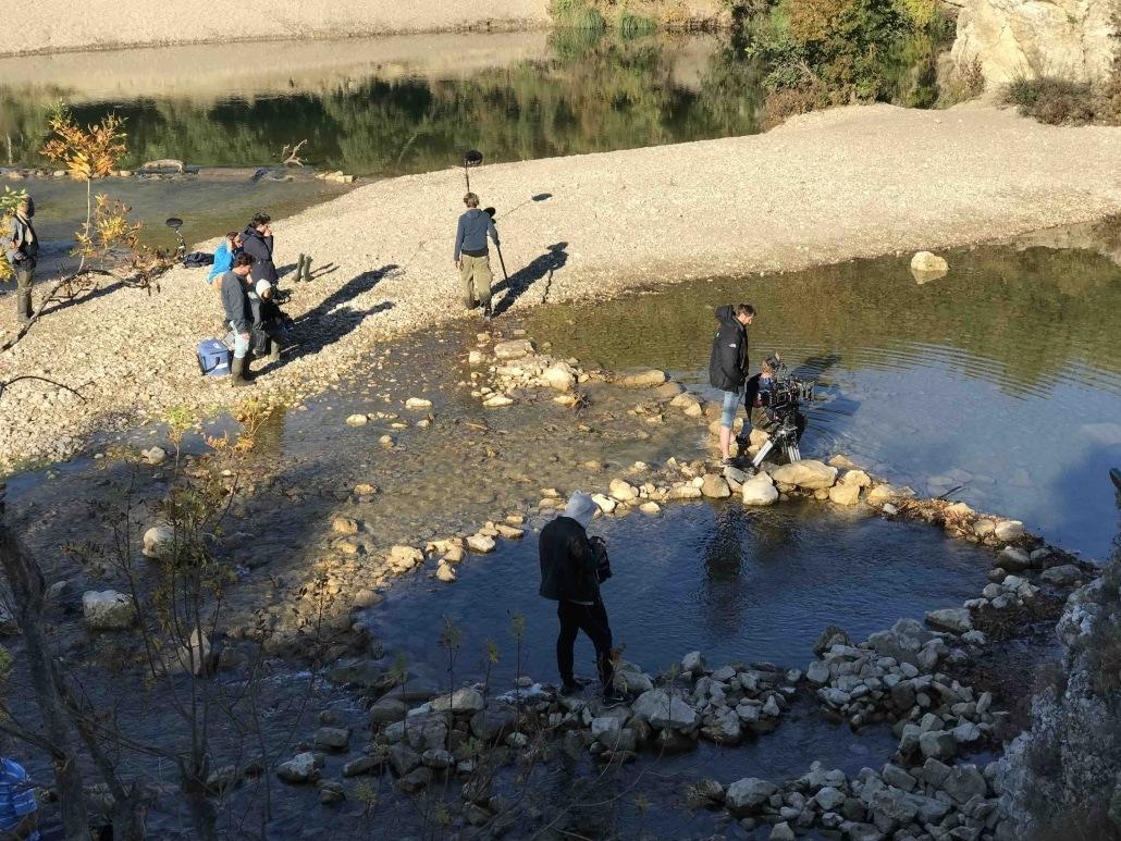 tournage drone pour le cinéma avec ALTA 8