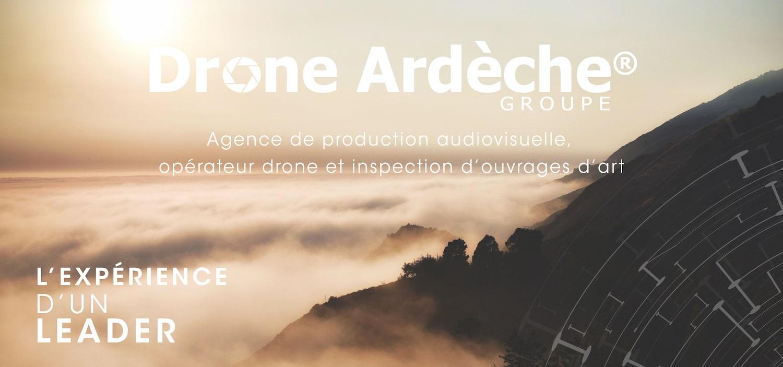 pilote de drone en Ardèche