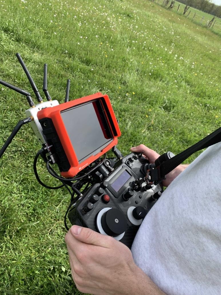 droniste alta 8 anamorphique | Prestation drone Freefly Alta 8