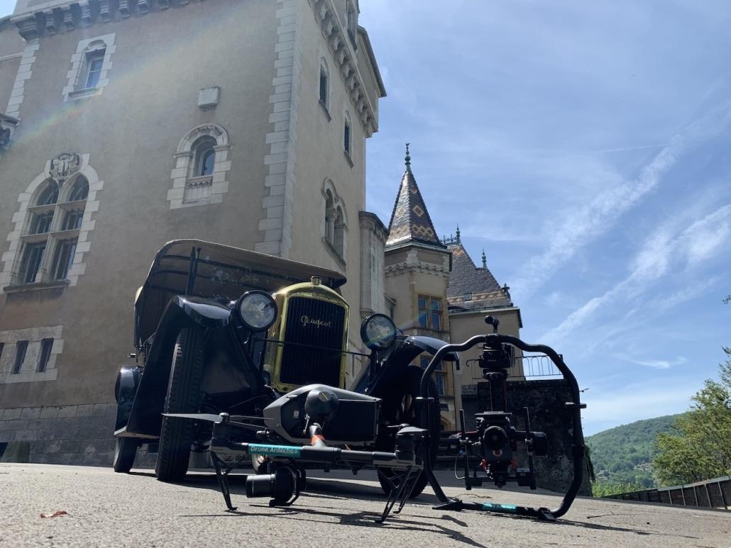 Agence de production vidéoà Lyon