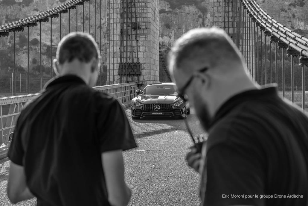 Comment se passe un tournage de publicité voiture ?