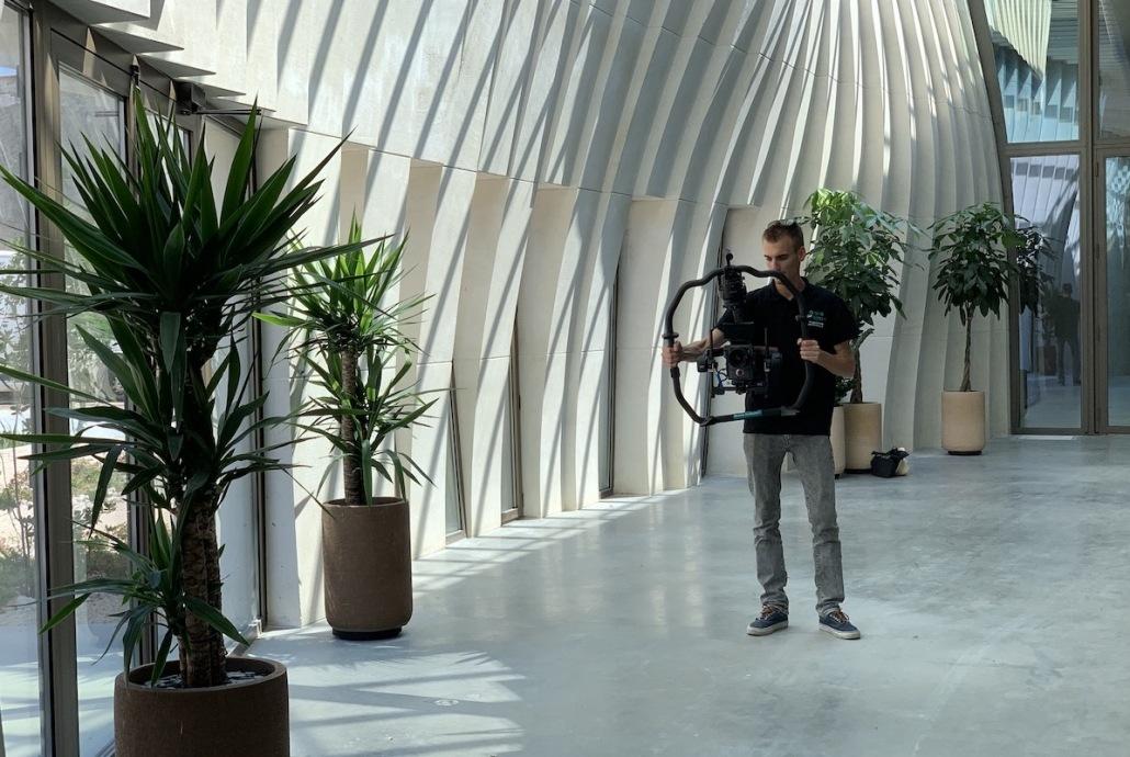 producteur réalisateur de film d'entreprise en drome Ardèche