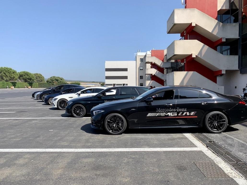 Opérateur Vidéo Pour Tournage Circuit Paul Ricard | Drone Automobile