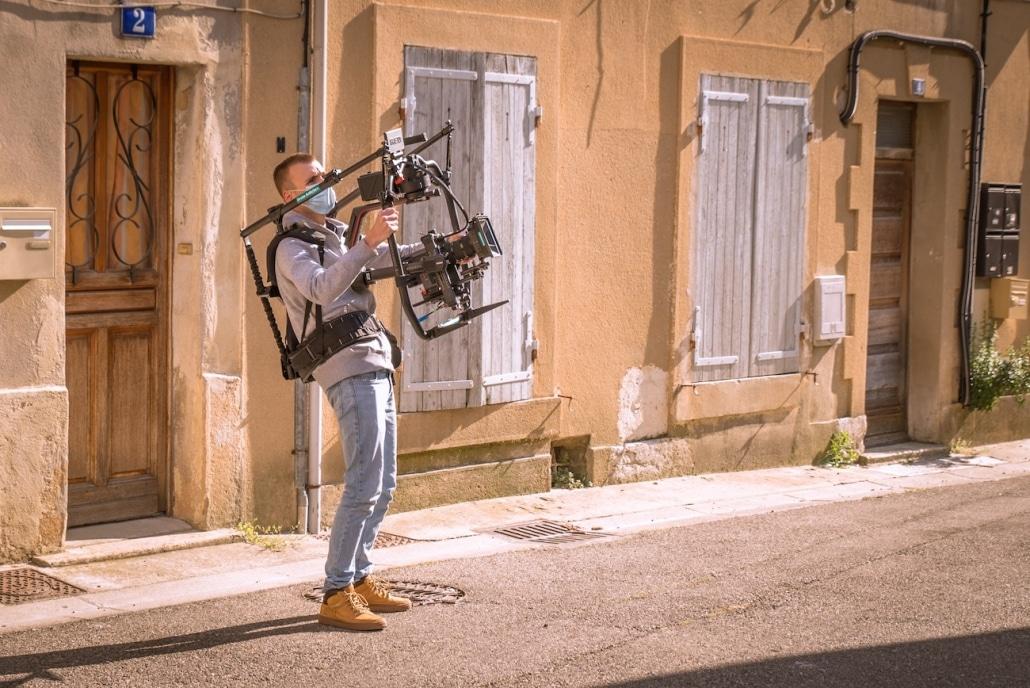 Chef Opérateur Producteur Vidéaste Réalisateur De Film D'entreprise En Drome Ardèche