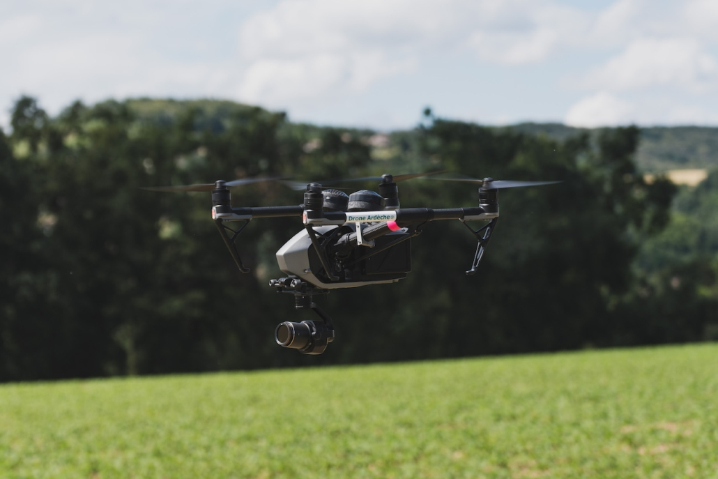 Agence De Production Vidéo Opérateur Drone Inspire 2