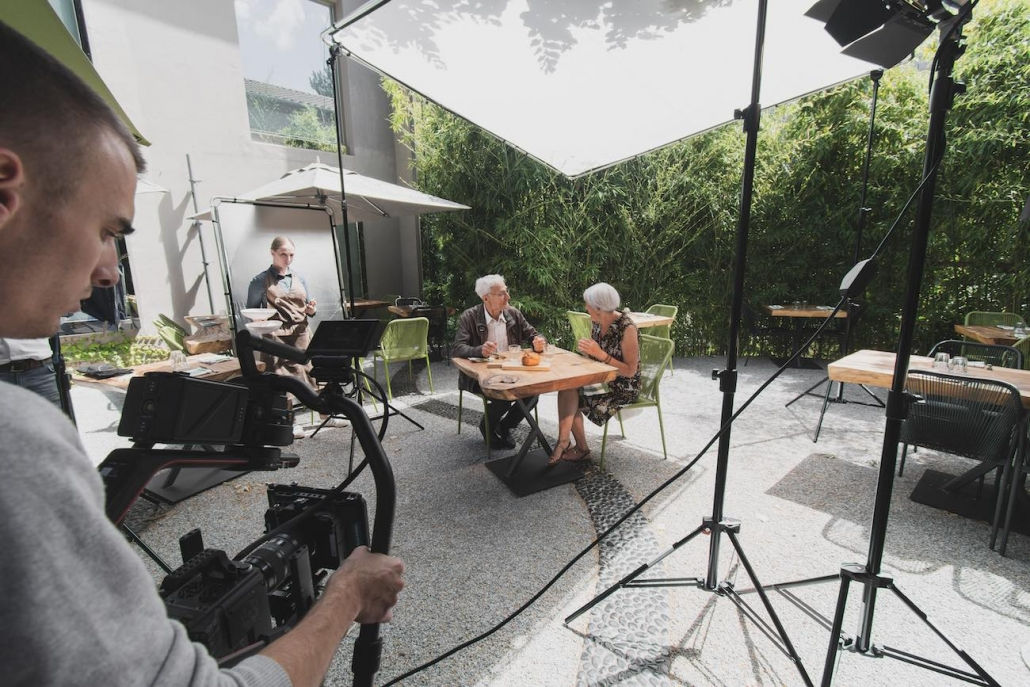 Comment Optimiser L'éclairage Pour Une Interview En Exterieur
