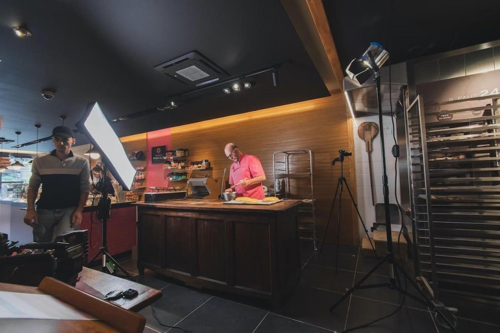 Realisation D'une Vidéo Publicitaire Professionnelle