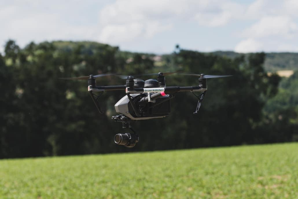 Drone Dji Inspire 2 Pour Réaliser Des Travelling Aériens en Isère Grenoble