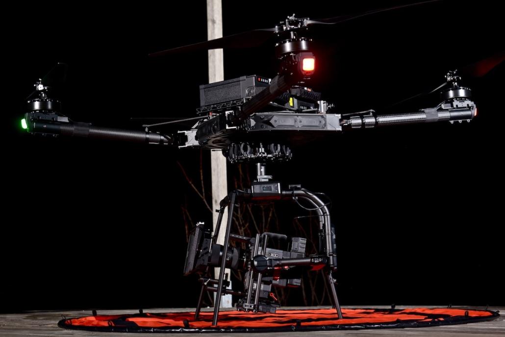 Quels drones pour voler de nuit en France ?