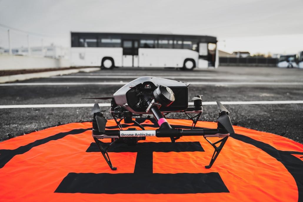 opérateur drone en Vaucluse / prestataire télépilote droniste en PACA