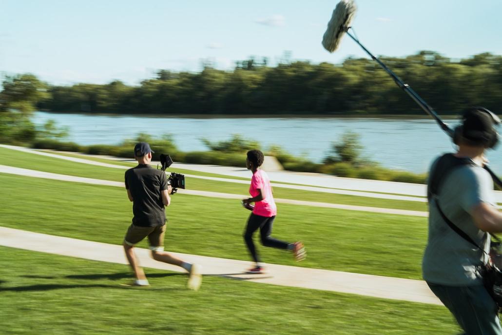 agence vidéo à bourg les valence : tournage et montage de publicités